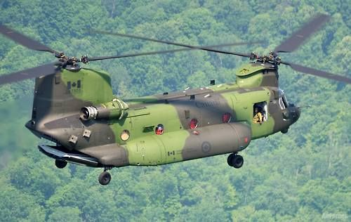 .Boeing CH-147F Chinook Royal Canadian Air Force