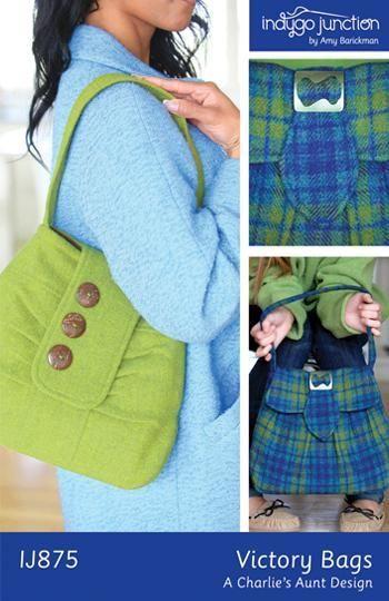 Victory Bag Digital Sewing Pattern - ePattern