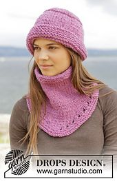 Free pattern on Ravelry: 156-40 Eliana by DROPS design