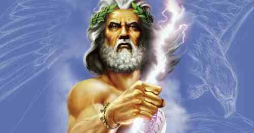 Ancient Greek Gods And Their Roman Counterparts Easy Reading For ...