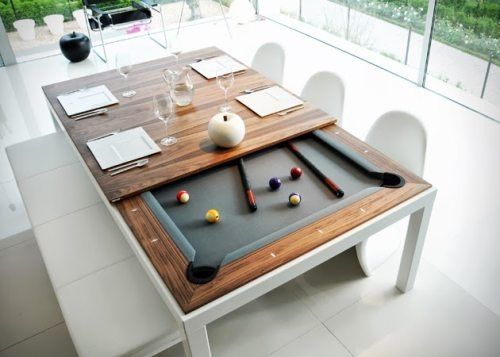 Dinner Table - Pool Table