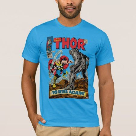 The Mighty Thor Comic #151 T-Shirt - click/tap to personalize and buy