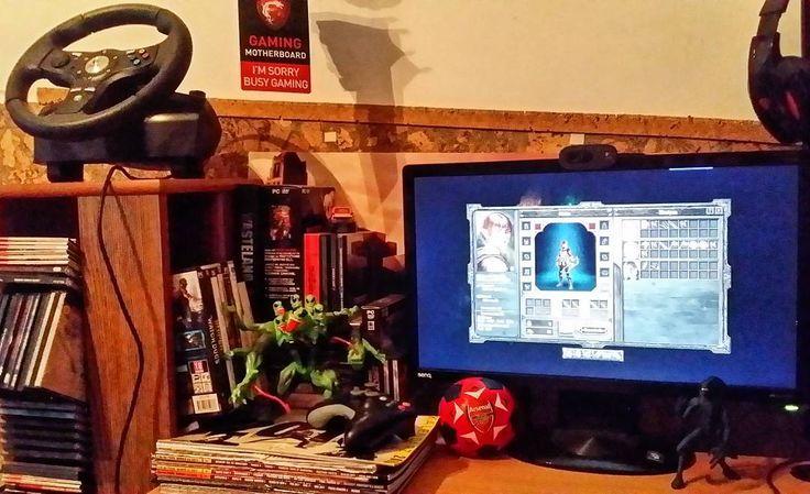 I'm sorry busy gaming. #neiragra  #gaming #PillarsofEternity #gamer #gamergirl