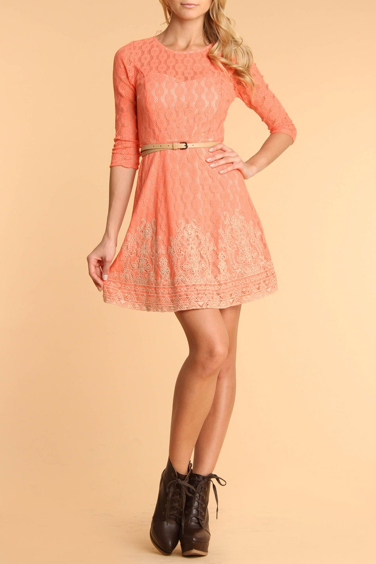 Love Lace && Love this color!