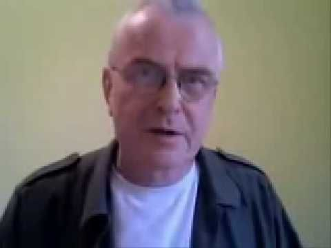 Pat Condell Banned Video  http://en.wikipedia.org/wiki/Pat_Condell