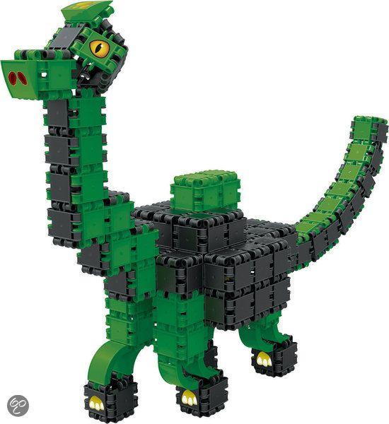Dino's bouwen met clicks (verschillende vbn)