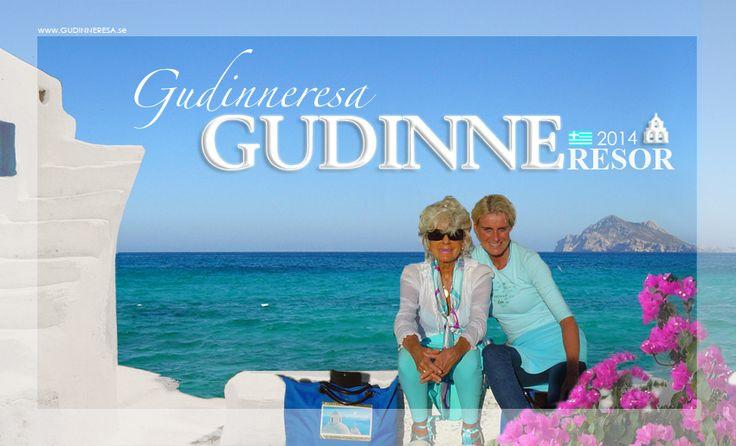 | WEB | ☆ www.Gudinneresa.se ☆