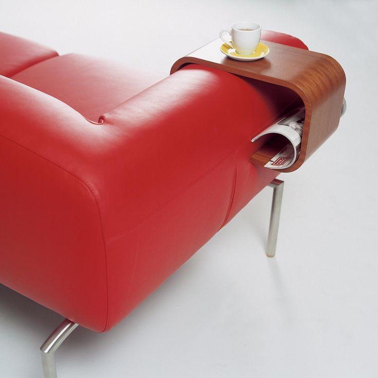 Fotel KIWI z półką. Projekt: Renata Kalarus. Zdjęcie: Piotr Droździk