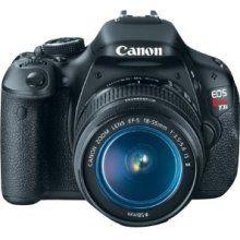 Cannon SLR: Digital Camera