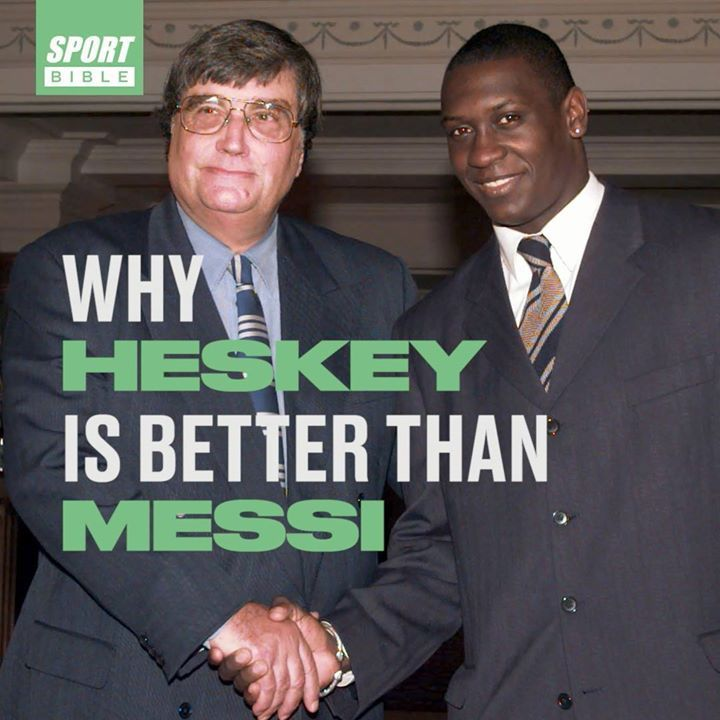 LIKE SPORTbibleHappy birthday Emile Heskey!  Here's why you're better than Leo M...