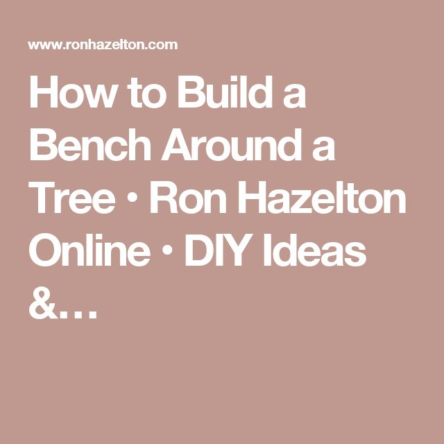 17 Best Ideas About Build A Bench On Pinterest Diy Bench Bench Plans And Pallet Work Bench