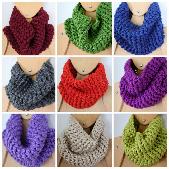 Crochet Scarves Etsy shop, I think I need to learn how to knit or something