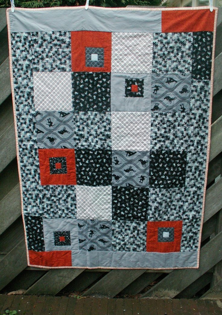 quilt for Tyrone