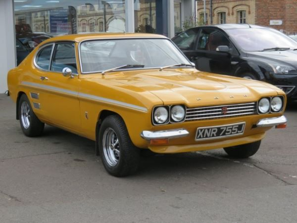 1969 Gt 1600 Capri For Sale Sold Classic Ford Forum Ford