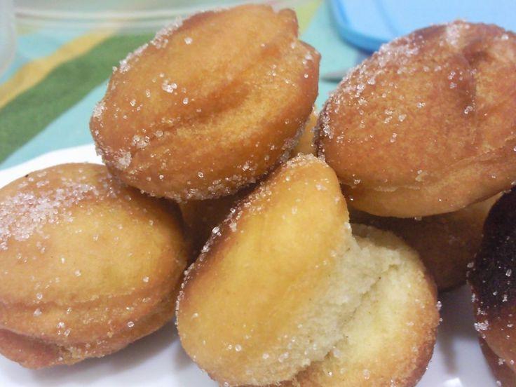 Cinnamon balls (donut balls)Donut type balls, great and easy cinnamon Homemade recipe