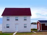 Gertie's Place Twillingate - Salt Box Co Vacation Homes
