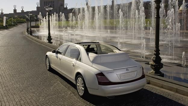 Maybach Laundaulet Country of origin: Germany