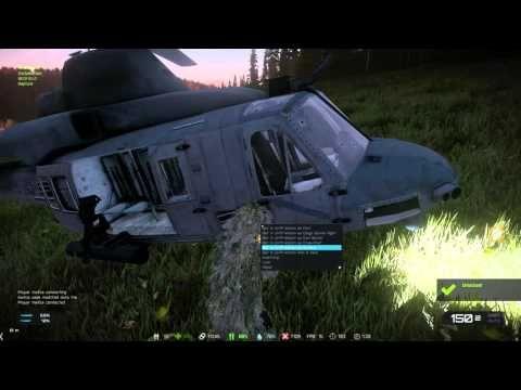 ArmA 3 Exile Mod GamePlay #1 : ถล่มบุกรัง Enemy - YouTube