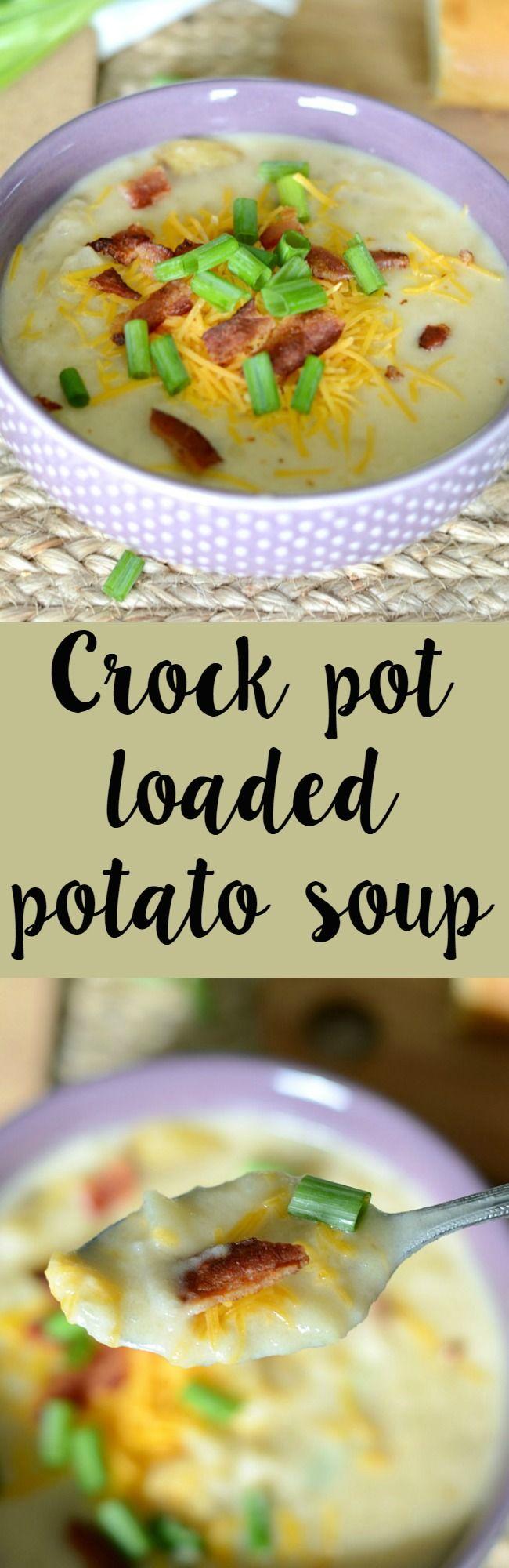 ideas about Loaded Potato Soup Potato Soup