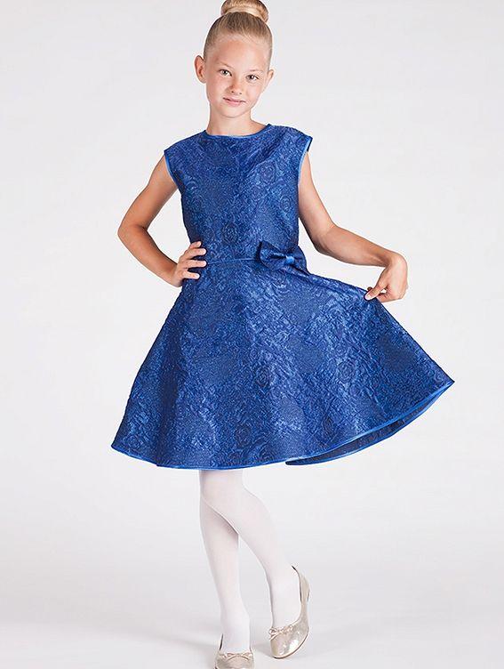 SUKIENKA GIANNA BLUE, ANNA-S - buy4kids - sklep dla Twojego dziecka