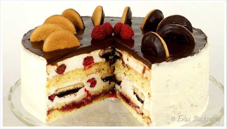 Jaffa cake Torte