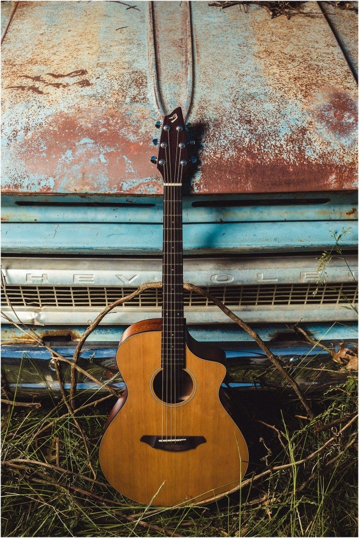Old trucks...guitars....and the country.. how much better can it get?...