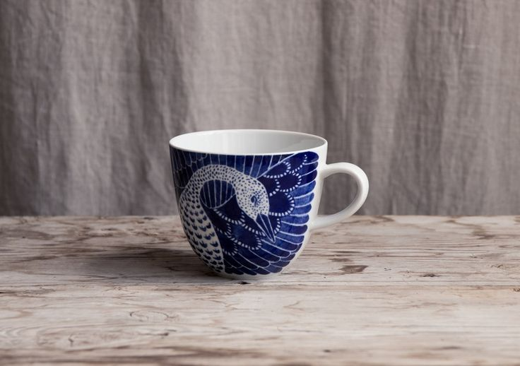 PREORDER WITH DELIVERY END OF OCTOBER: Selma mugg med hänkel/mug with handle