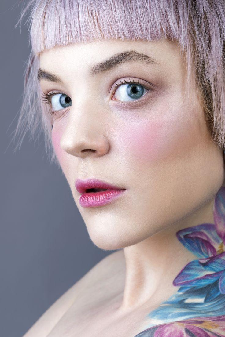 MUAH, model - Kateřina Koki Mlejnkova