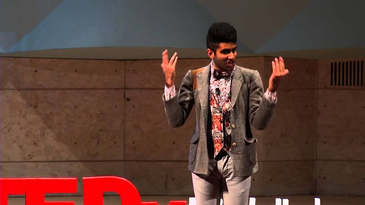 "We are nothing (and that is beautiful): Alok Vaid-Menon at TEDxMiddlebury Great TEDtalk on ""success""  ""Success is self-promotion, not putting change into motion"""