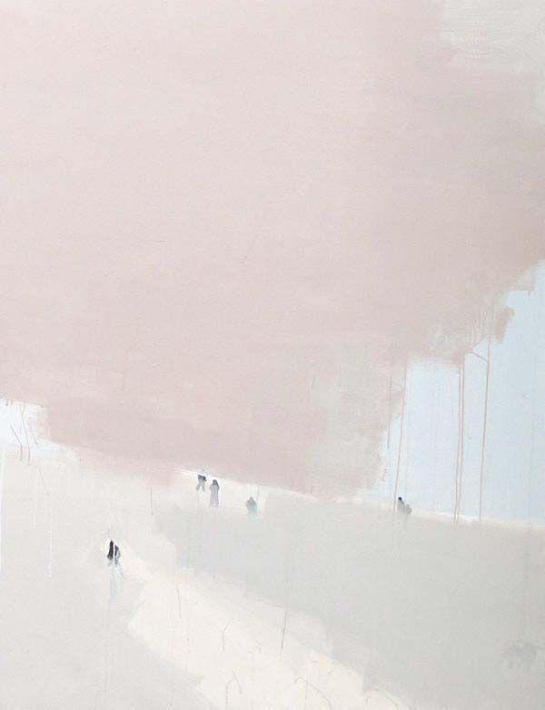 Abstract pastel art || NOVELA BRIDE