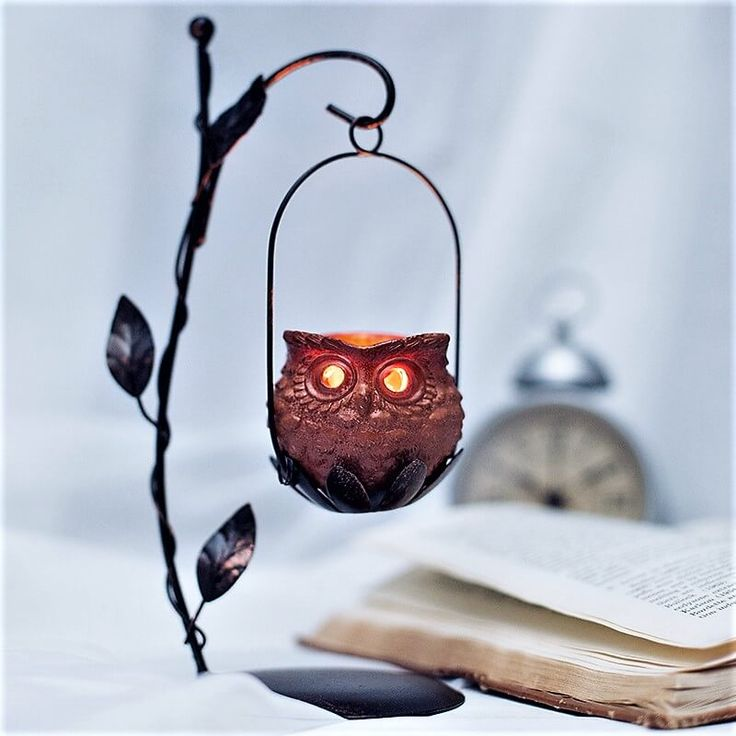 Owl-Candle-Holder-in-bedroom.jpg (800×800)