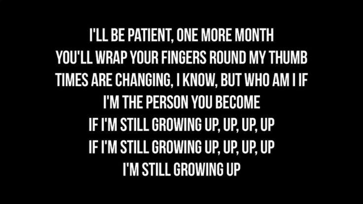 Macklemore & Ryan Lewis - Growing Up feat. Ed Sheeran (LYRICS)