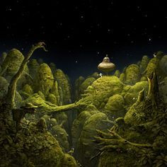 An Immersive World of Visual Storytelling and Puzzle Solving in 'Samorost 3'