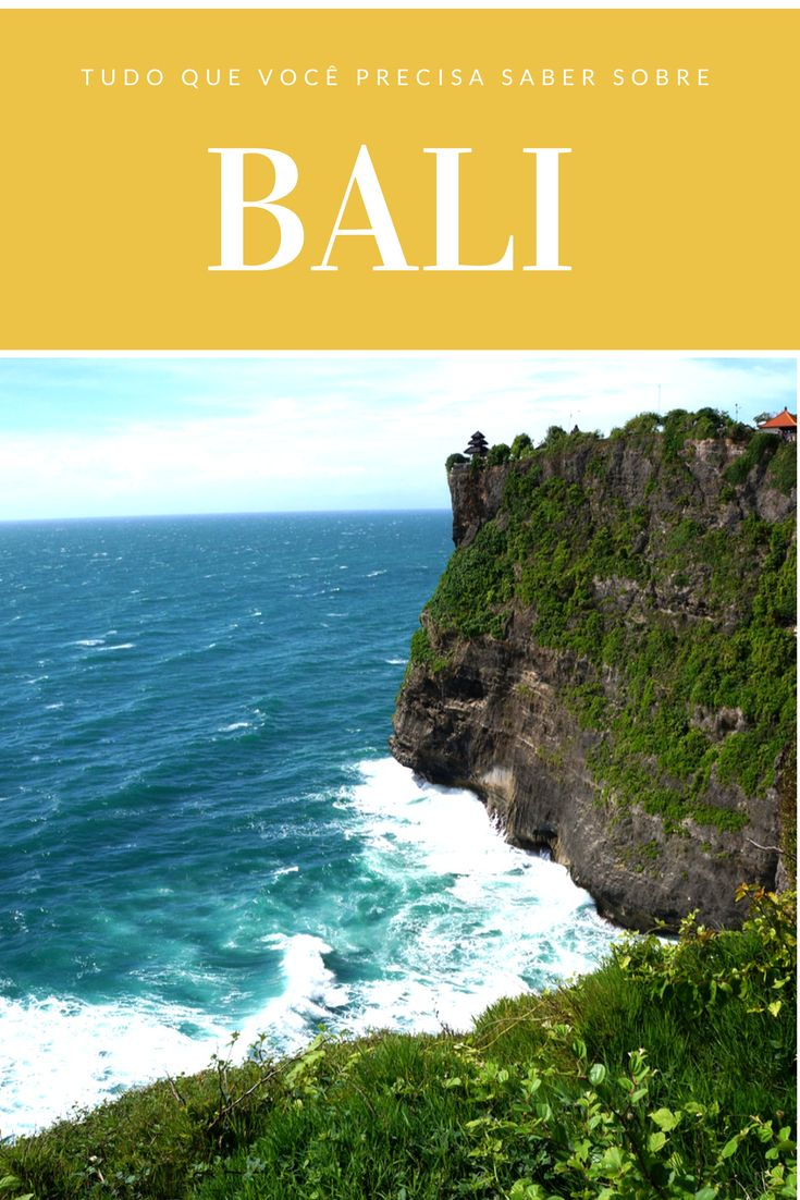 Veja no blog dicas para planejar sua viagem a Bali
