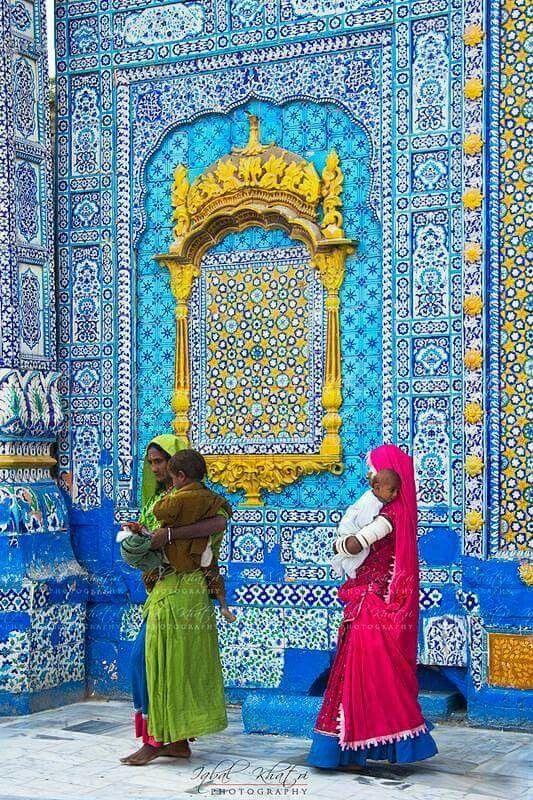 Nasae Pur, Sind.  Pakistan