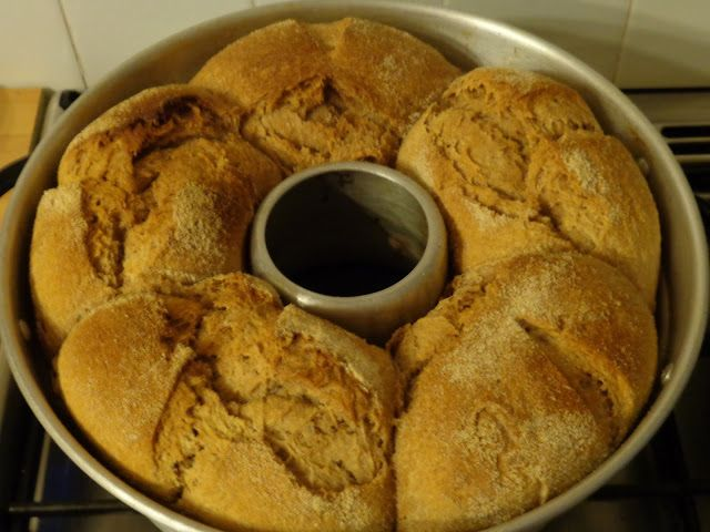 L'Angolo di Vali: Pane con Pasta Madre cotto sul forno Versilia
