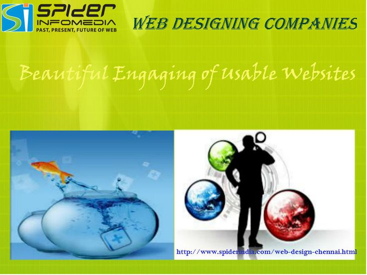 Looking for a Website Design Company From Chennai? http://www.spiderindia.com/web-design-chennai.html