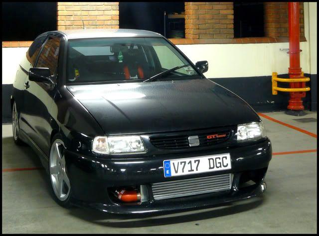 Seat ibiza 6k 16v turbo