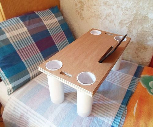 Laptop Bed Table by lindarose92