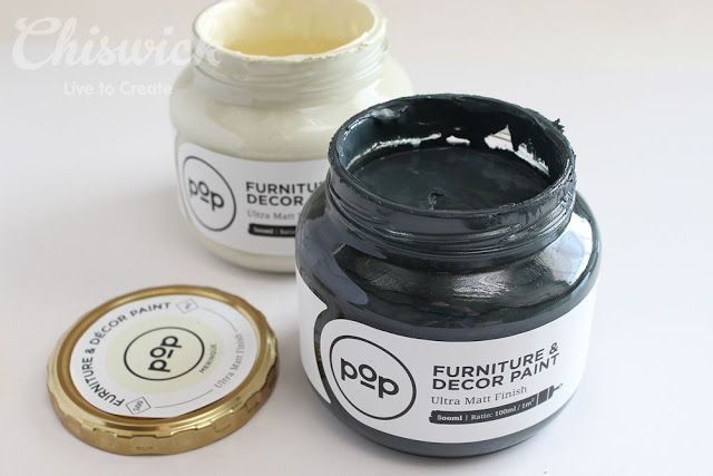 imagine the possibilities  POP Paint by Chiswick - furniture, decor paint