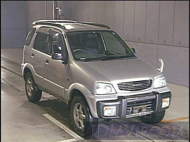 1997 DAIHATSU TERIOS  J100G - http://jdmvip.com/jdmcars/1997_DAIHATSU_TERIOS__J100G-7aExD4Ldw8olCe6-10005