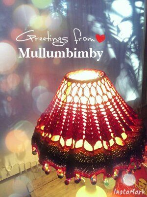 Greeetings from Mullumbimby where I design and hand create each of my individual pieces in a smoke and pet free environment. Lamp shade made to your specifications, free shipping thru Australia $250.
