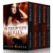 The Blood Destiny series - Blood Destiny ebook by Helen Harper #urbanfantasy