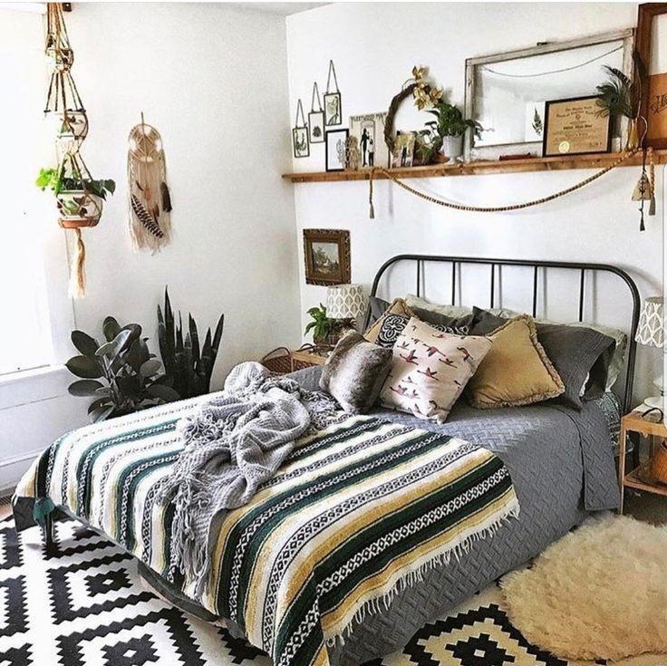 Die Besten 25+ Hipster Schlafzimmer Ideen Auf Pinterest Stilvolles  Gotisches Schlafzimmer