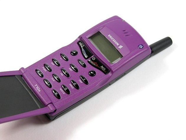 my first handphone t10s