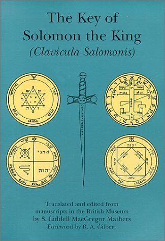 The Key of Solomon the King, translated by S. L. M. Mathers.  Traditionally believed to have been authored by the biblical King Solomon, this grimoire was more likely compliled by a scholar in 13th century Europe.  The best contemporary copies include detailed comparisons between currently extant originals, thus leaving the magician free to choose the version he believes most correct.