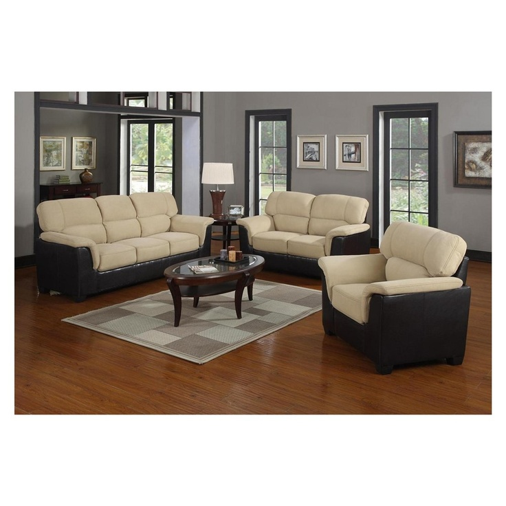 Beige Couch With Grey Walls Living Room