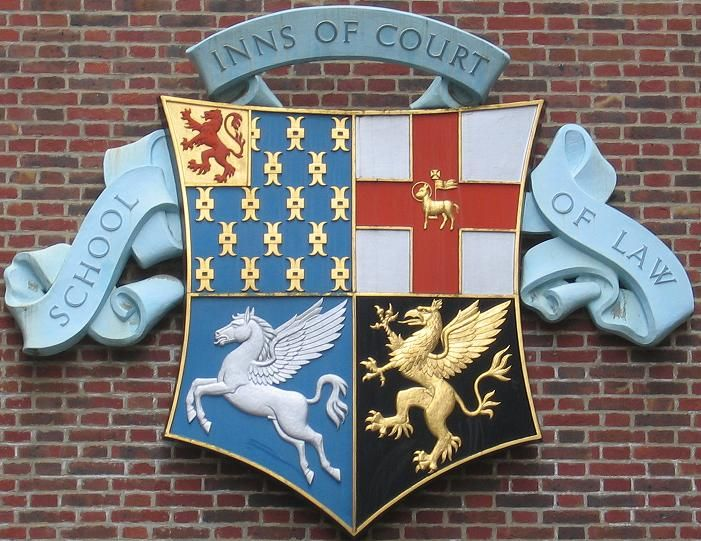 The English Inns of Court