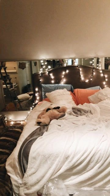 Vsco Lilly021 In 2020 Aesthetic Bedroom House Rooms