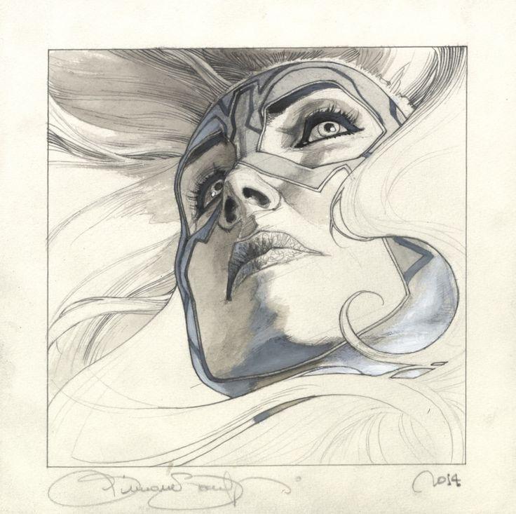 Medusa by Simone Bianchi *